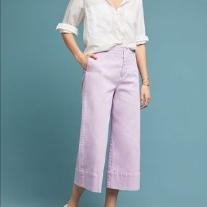 Wide Leg Pilcro Pants